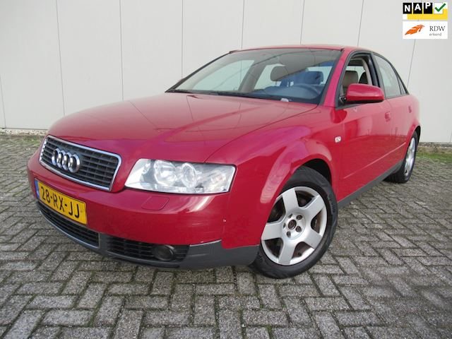 Audi A4 occasion - FR Cars