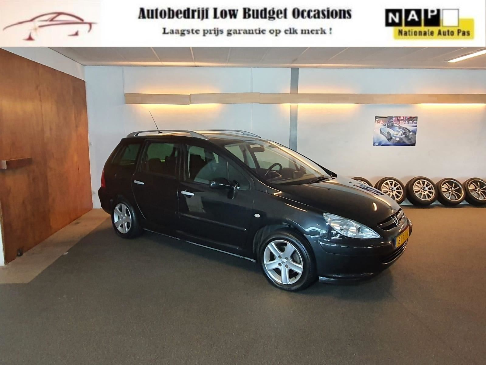 Peugeot 307 SW occasion - Low Budget Occasions