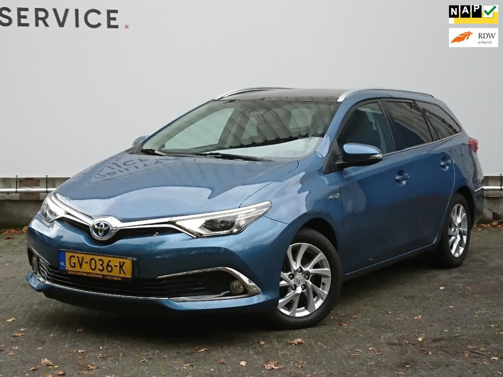 Toyota Auris Touring Sports occasion - Laman Auto's