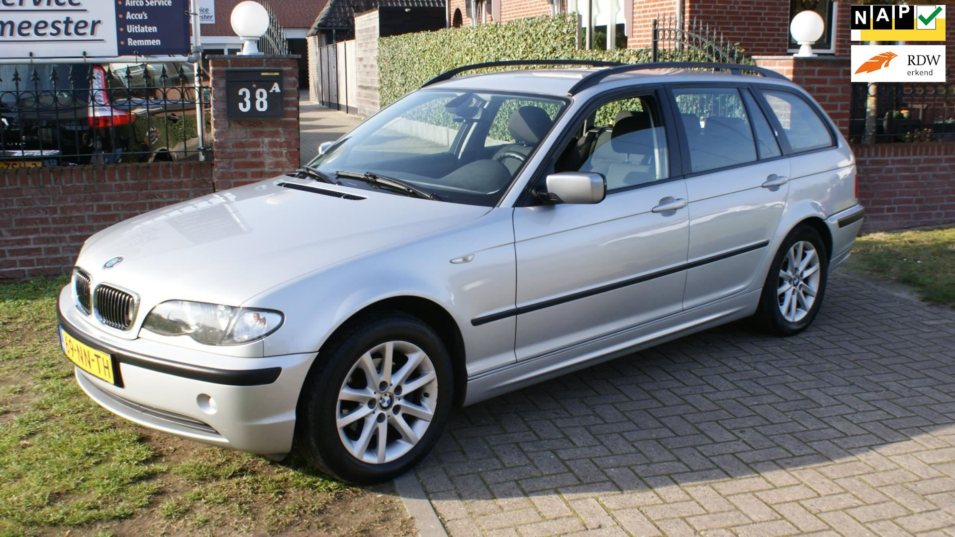 BMW 3-serie Touring occasion - Autoservice Wachtmeester