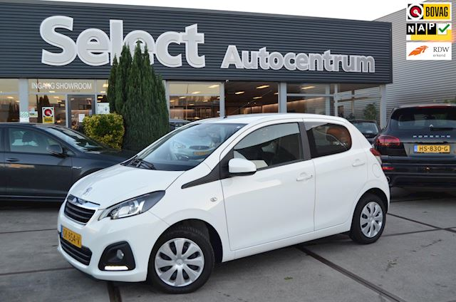 Peugeot 108 1.0 e-VTi Active | Airco | Bluetooth | Stuurbediening | NAP
