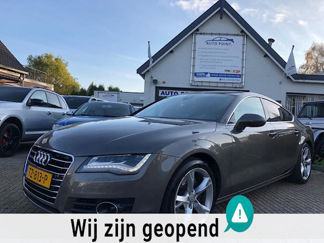Audi A7 Sportback 3.0 TDI DEALER ONDERHOUDEN/TOPSTAAT/FULL OPTIONS