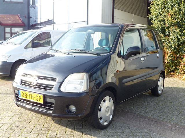 Opel Agila 1.0-12V Flexx cool