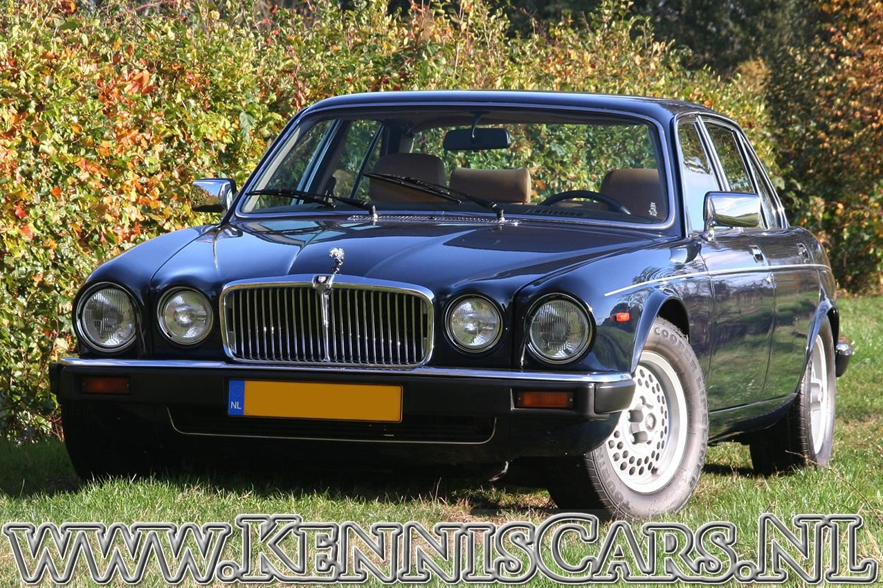 Jaguar 1985 XJ V12 5.3 Saloon occasion - KennisCars.nl