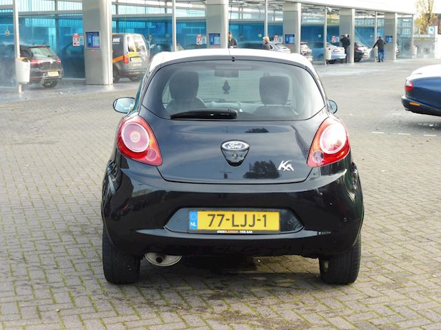 Ford Ka 1.2 Couture First Edition/bj2010/airco/boekjes.nap