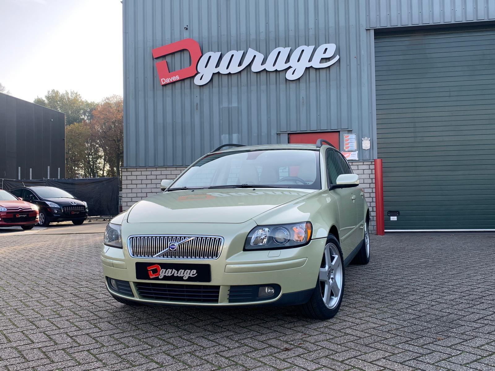 Volvo V50 occasion - Dave's Garage