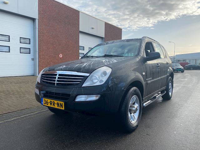 SsangYong Rexton RX 270 Xdi ls / Climate / 4WD / Mooie auto
