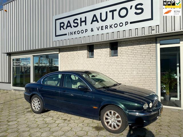 Jaguar X-type 2.5 V6 Executive | AUT | LEDER | NWE APK