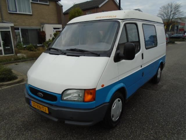 Ford TRANSIT 80 occasion - Autohandel Bamboe