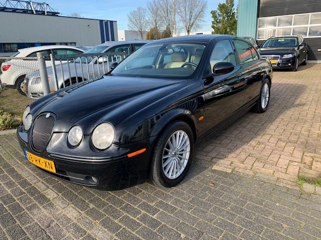 Jaguar S-type 2.7D V6 Koppakking defect