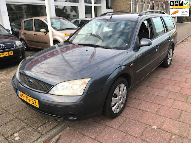 Ford Mondeo Wagon 2.0 TDdi Cool Edition