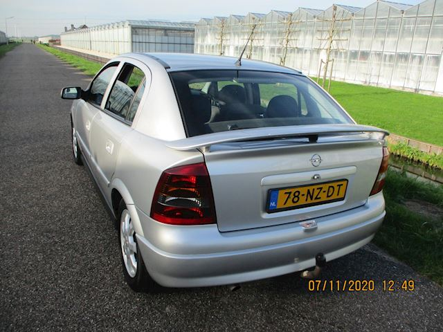 Opel Astra 1.6 Njoy 5 Drs met Airco