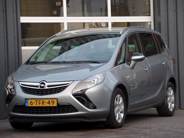 Opel Zafira Tourer 1.4 Turbo 140 Pk Automaat Business+ Navi Clima Camera