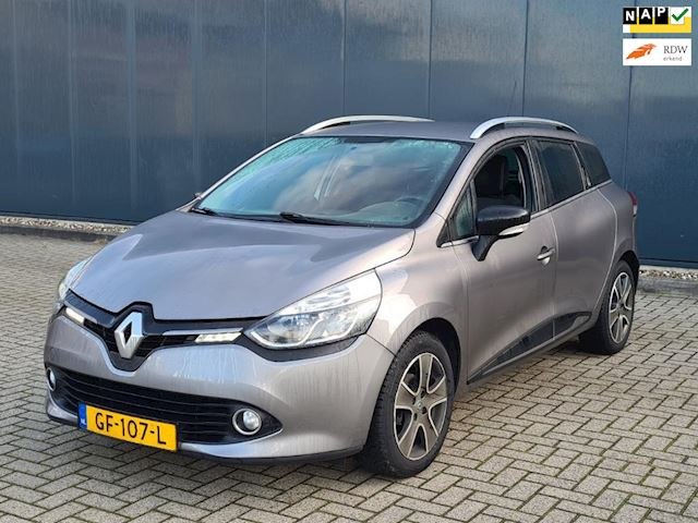 Renault Clio Estate 0.9 TCe Night&Day Navigatie/Airco/PDC