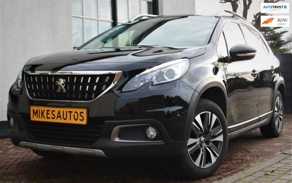 Peugeot 2008 occasion - Mikesautos