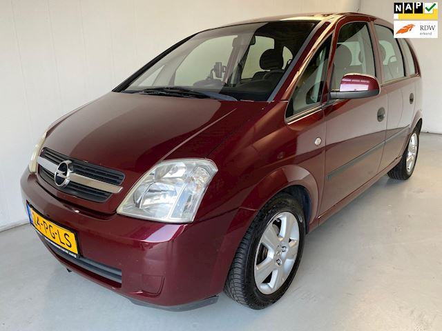 Opel Meriva 1.6 Maxx Climate Trekhaak Radio/cd