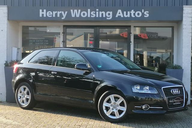 Audi A3 occasion - Herry Wolsing Auto's