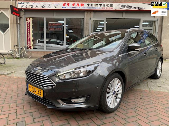 Ford Focus Wagon 1.0 125PK First Edition Airco / Navi / PDC / NAP