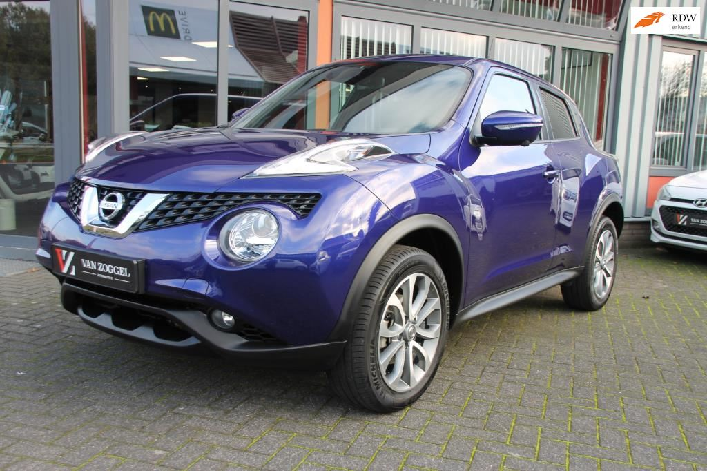 Nissan Juke occasion - Van Zoggel Automotive
