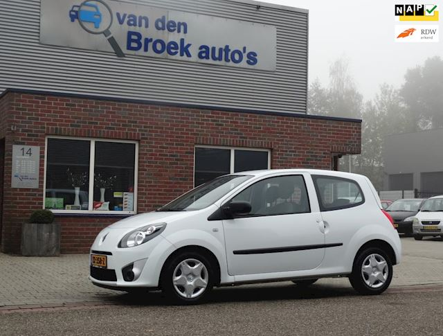 Renault Twingo 1.2-16V Collection APK NIEUW