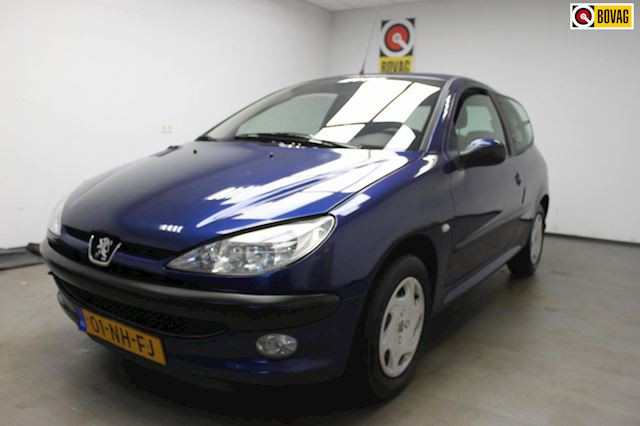 Peugeot 206 1.6-16V Gentry AUTOMAATBAK DEFECT