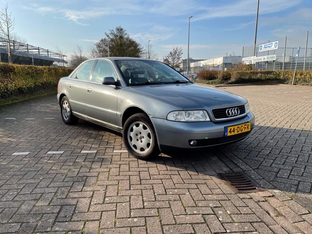 Audi A4 occasion - Fes Tuning