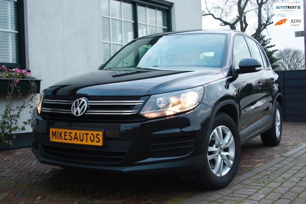 Volkswagen Tiguan occasion - Mikesautos