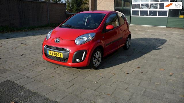 Citroen C1 1.0 Exclusive automaat