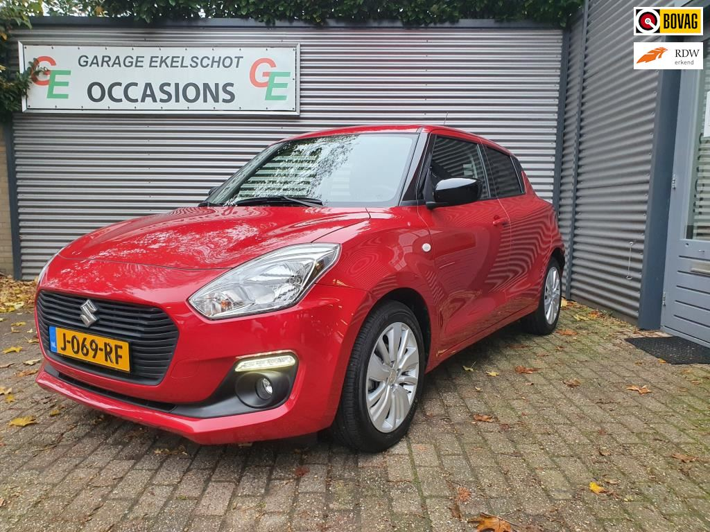 Suzuki Swift occasion - Garage Ekelschot BV