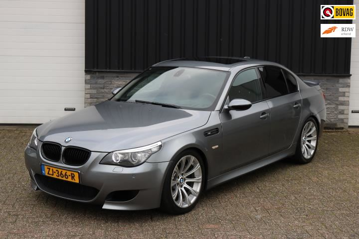 BMW 5-serie occasion - Bosch Workshoppartner VDV Automotive B.V.