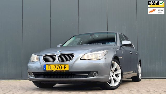 BMW 5-serie 523i Business Line Edition II 100% dealer onderhouden