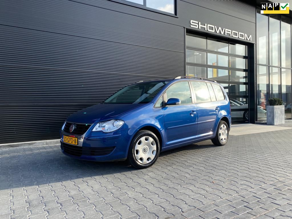 Volkswagen Touran occasion - Pitstop Car Trading