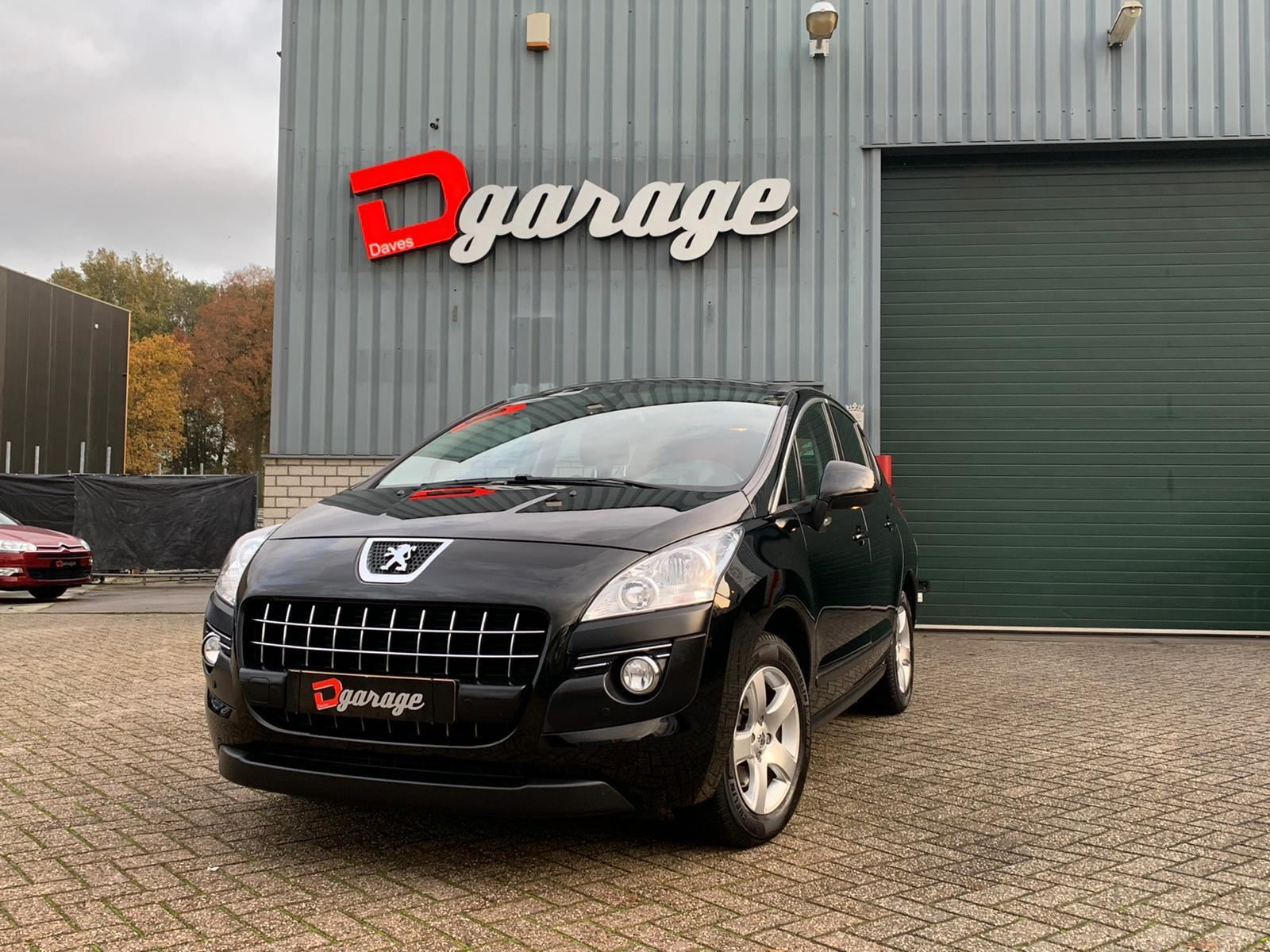 Peugeot 3008 occasion - Dave's Garage