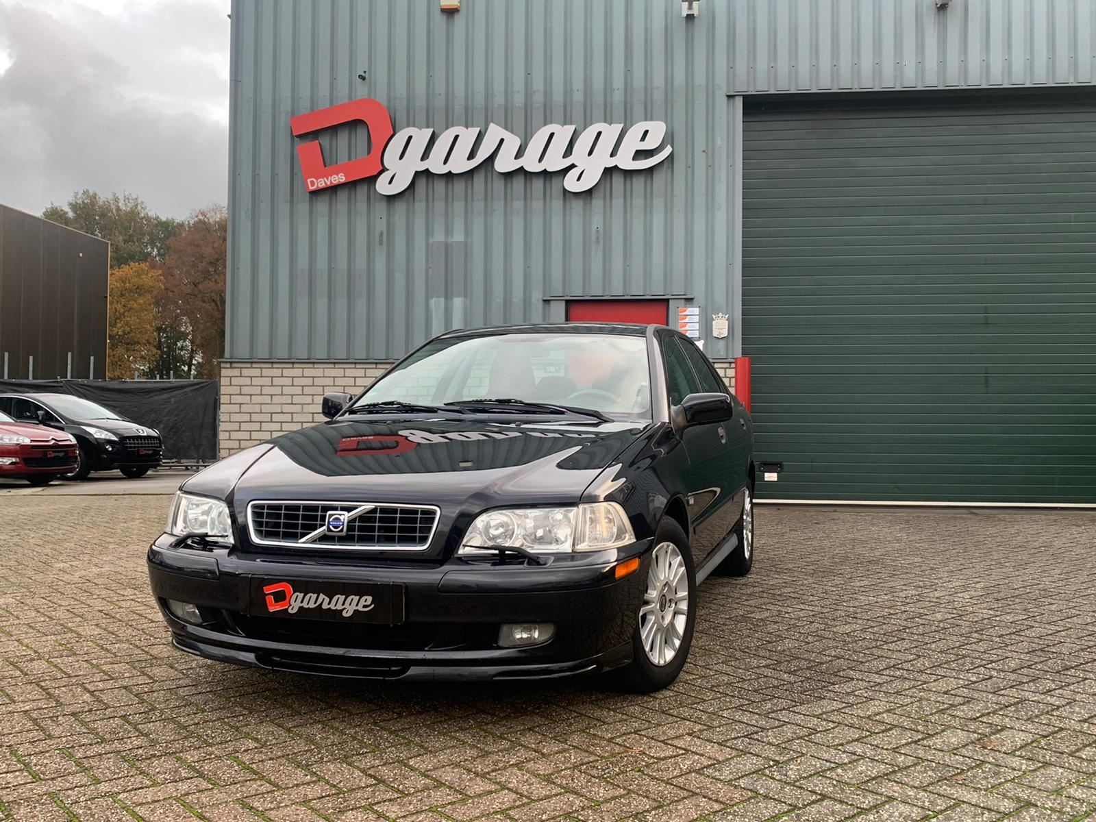 Volvo S40 occasion - Dave's Garage