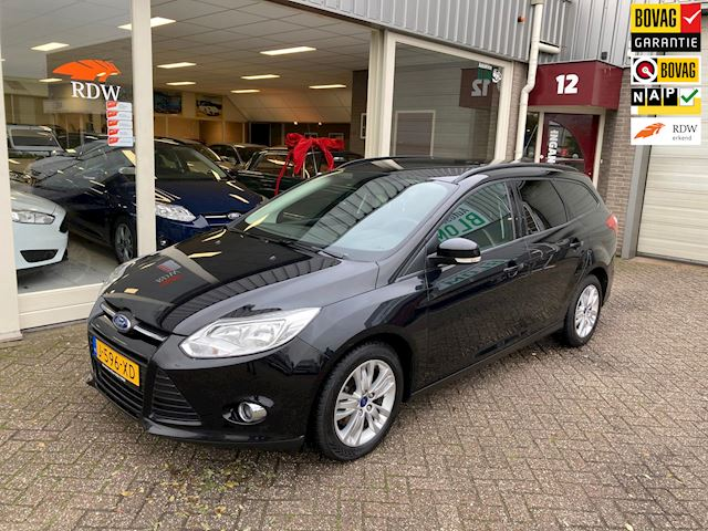 Ford Focus Wagon 1.0 EcoBoost 125PK 6-12 M BOVAG garantie