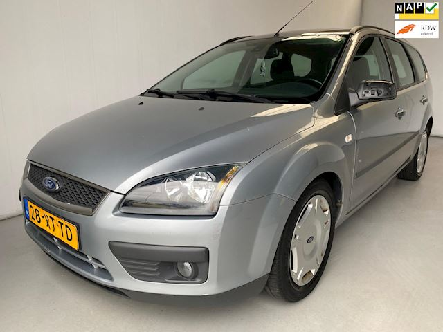 Ford Focus Wagon 1.6-16V First Edition Airco Cruise control