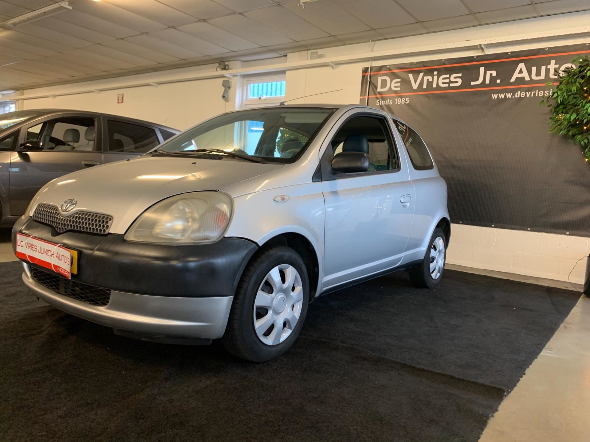 Toyota Yaris occasion - De Vries Junior Auto's