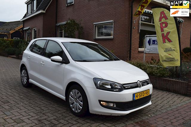 Volkswagen Polo 1.2 TDI BlueMotion/5 DRS/AIRCO/NAVI/CRUISE/NETTE STAAT