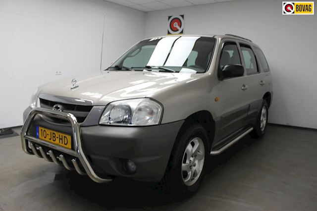 Mazda Tribute 2.0 Exclusive 4WD  APK AIRCO TREKHAAK
