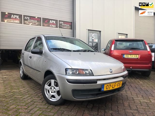 Fiat Punto occasion - APK Center Alphen