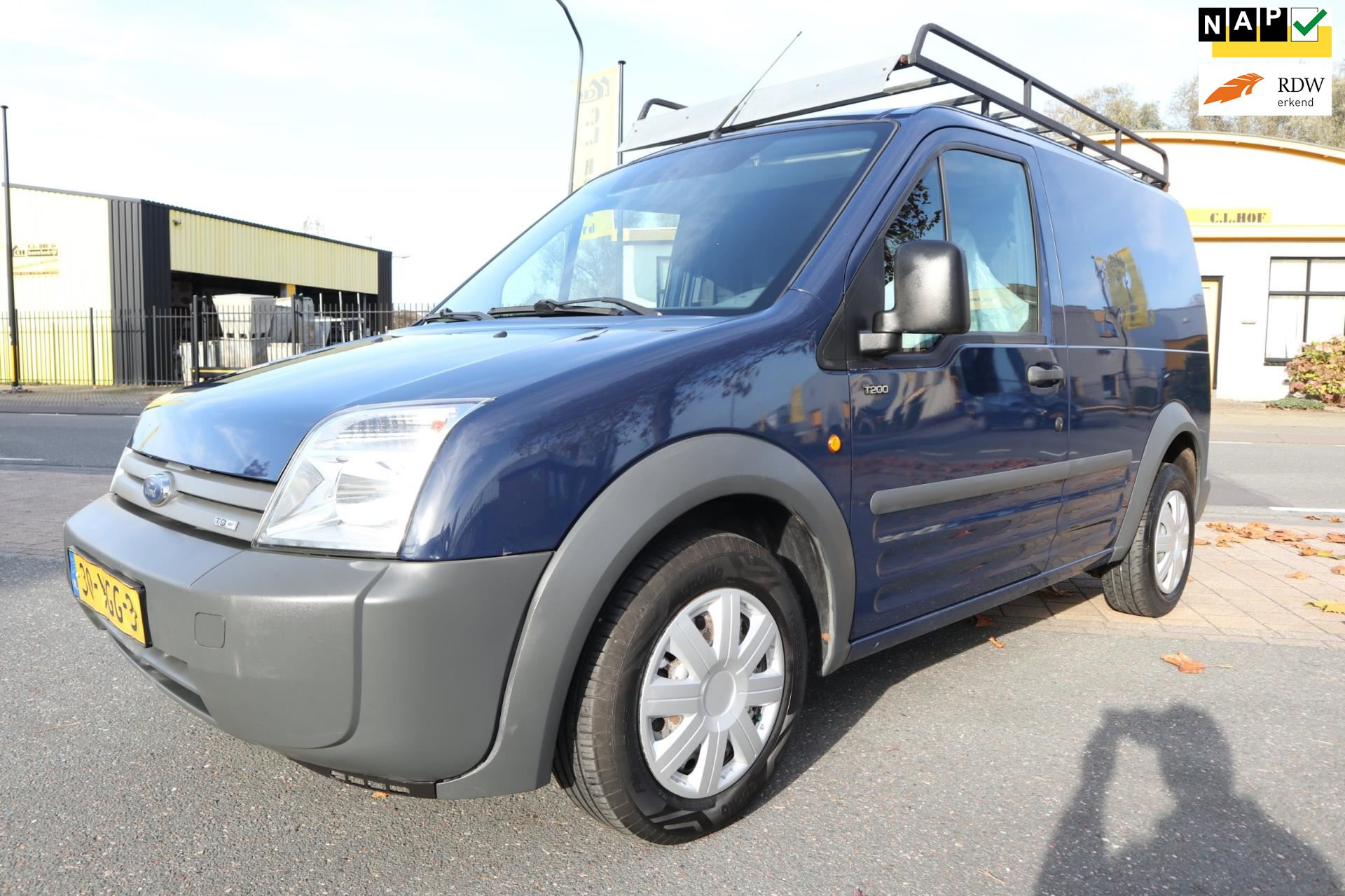 Ford Transit Connect occasion - FB2 Cars