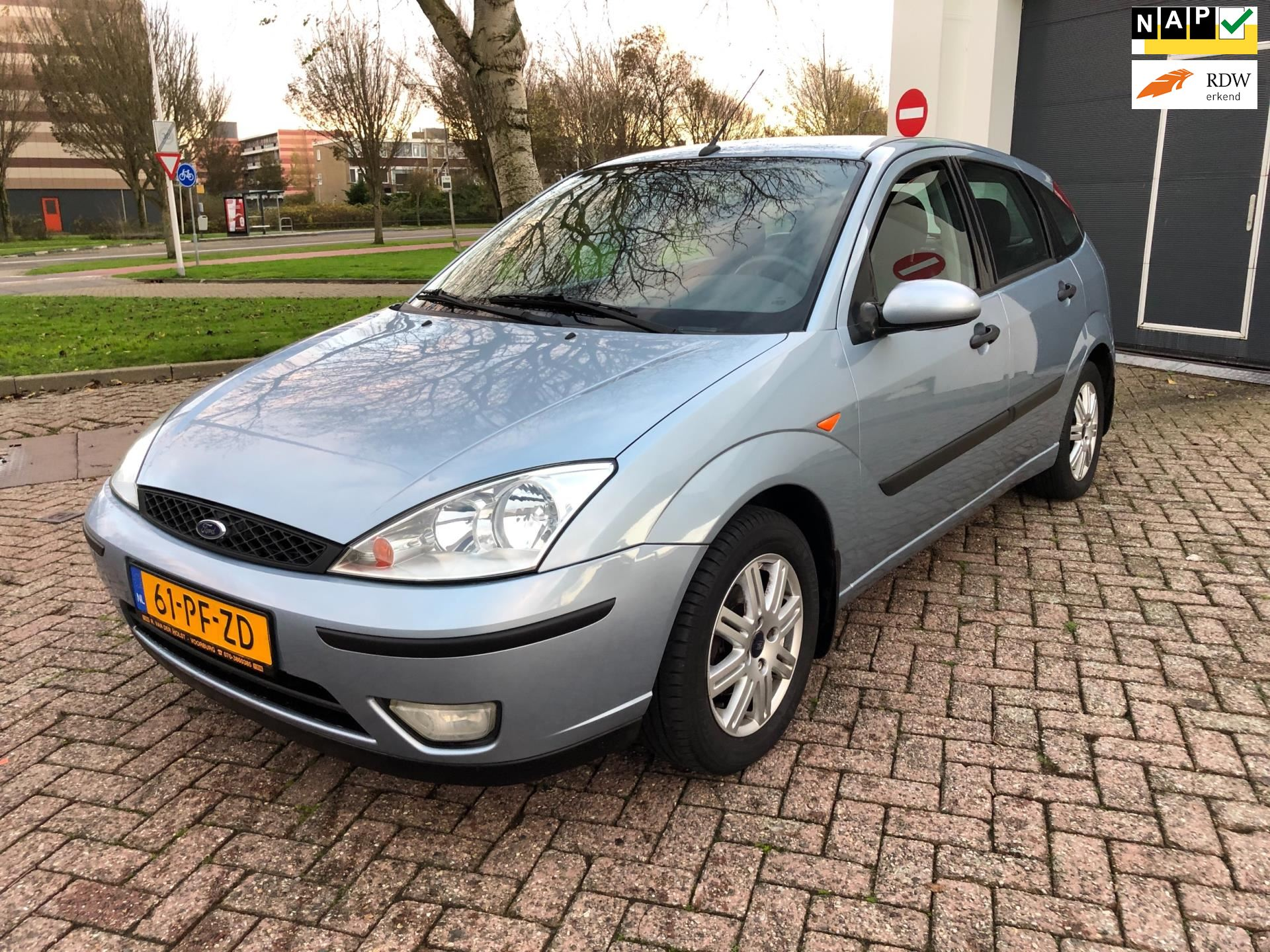 Ford Focus occasion - Westland Occasion