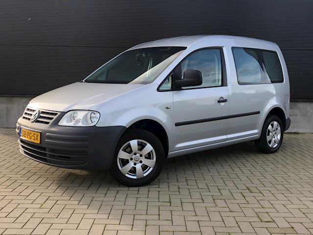 Volkswagen Caddy 1.4 16V 5-pers. Trekhaak NL-auto