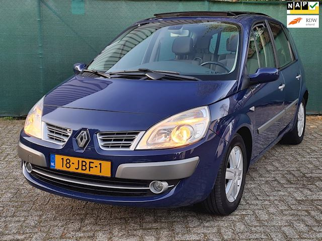 Renault Scénic 2.0-16V Business Line *PERFECTE STAAT*