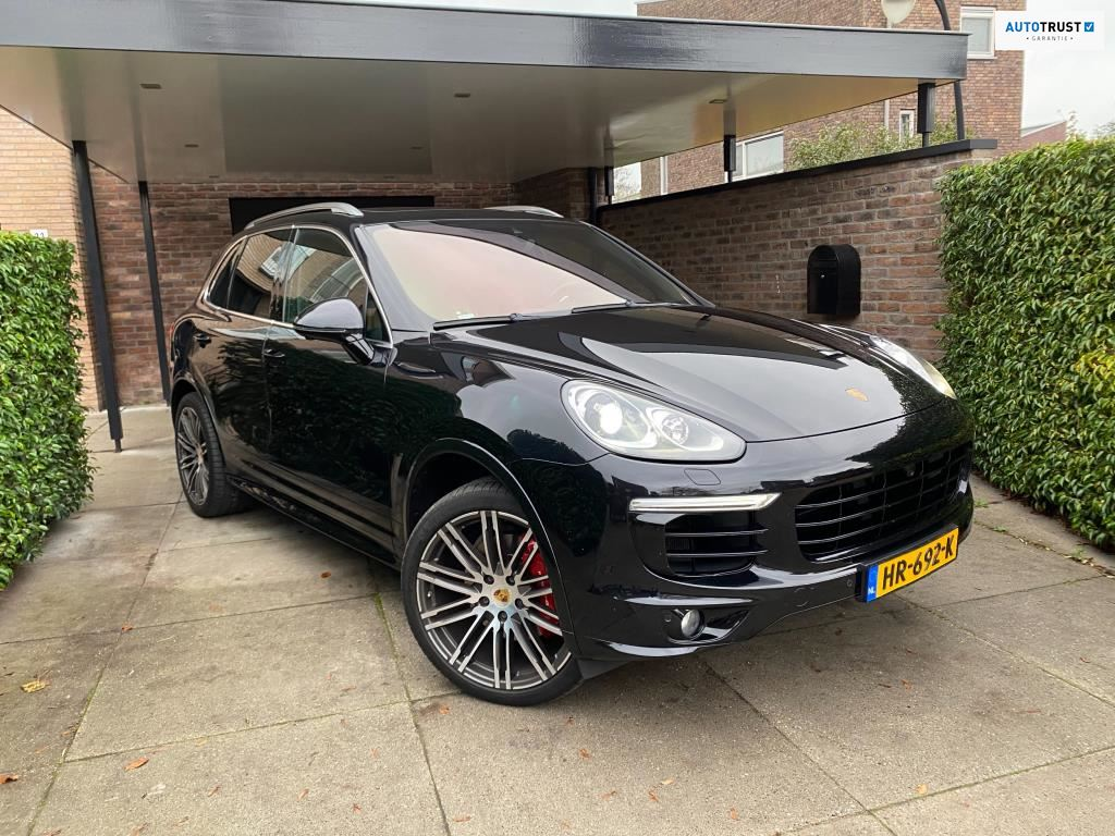 Porsche Cayenne occasion - Carplatform Automotive