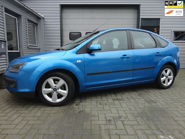 Ford Focus 1.6-16V First Edition   VERKOCHT