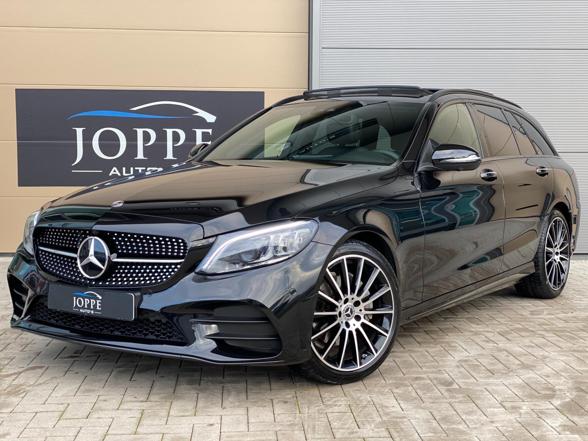 Mercedes-Benz C-klasse Estate occasion - Joppe Auto's