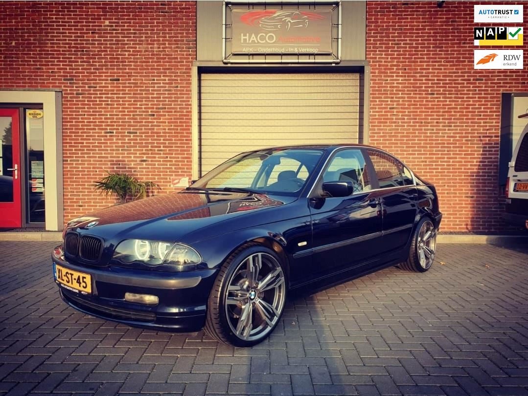 BMW 3-serie occasion - HACO Automotive