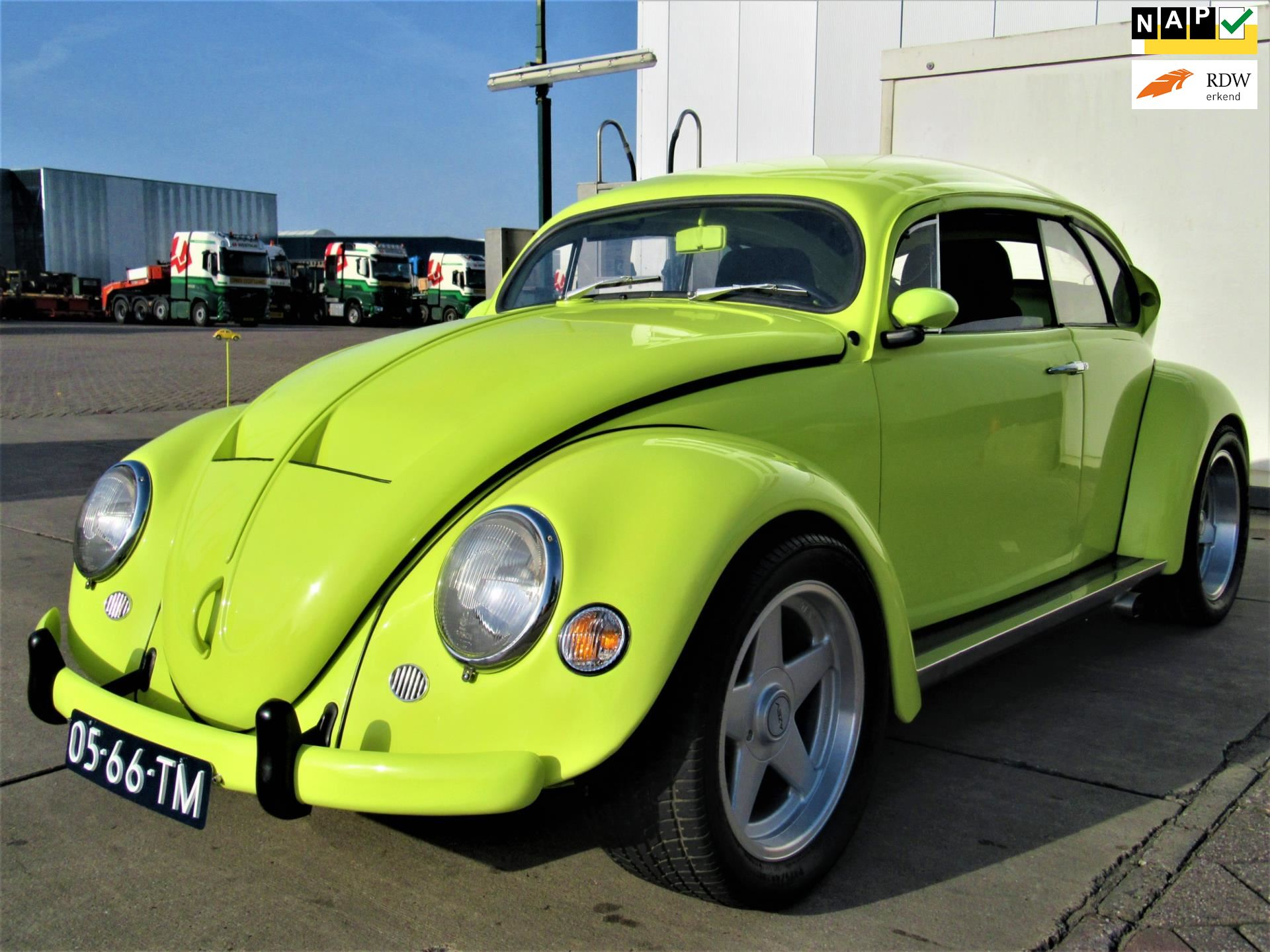 Volkswagen kever occasion - C and D Auto's