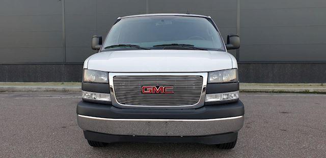 Chevrolet USA Chevy Van 3X GMC Savana 2020 V8 6.0 350PK prijs is  incl nieuwe LPG G3 installatie 120L onderbouw !!!